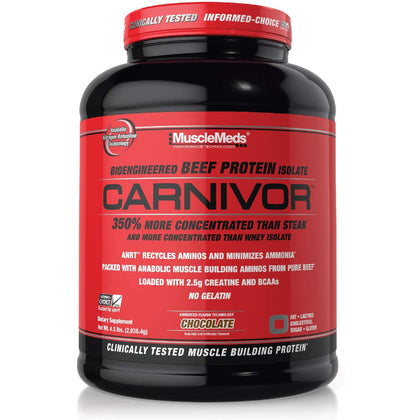 MuscleMeds Carnivor Chocolate Powder 2088g