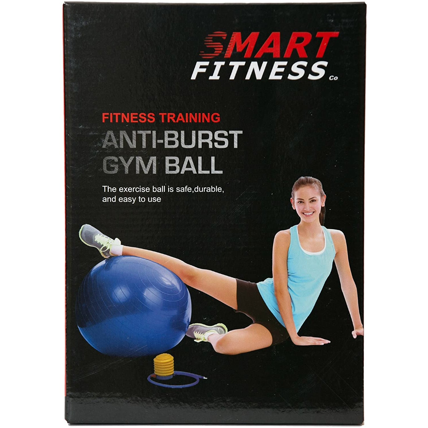 Smart Fitness Co Swiss Gym Ball 55cm