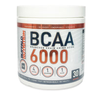 BCAA 6000 180 Tablets - 30 Servings
