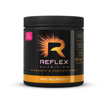 Reflex Preworkout 30 Servings
