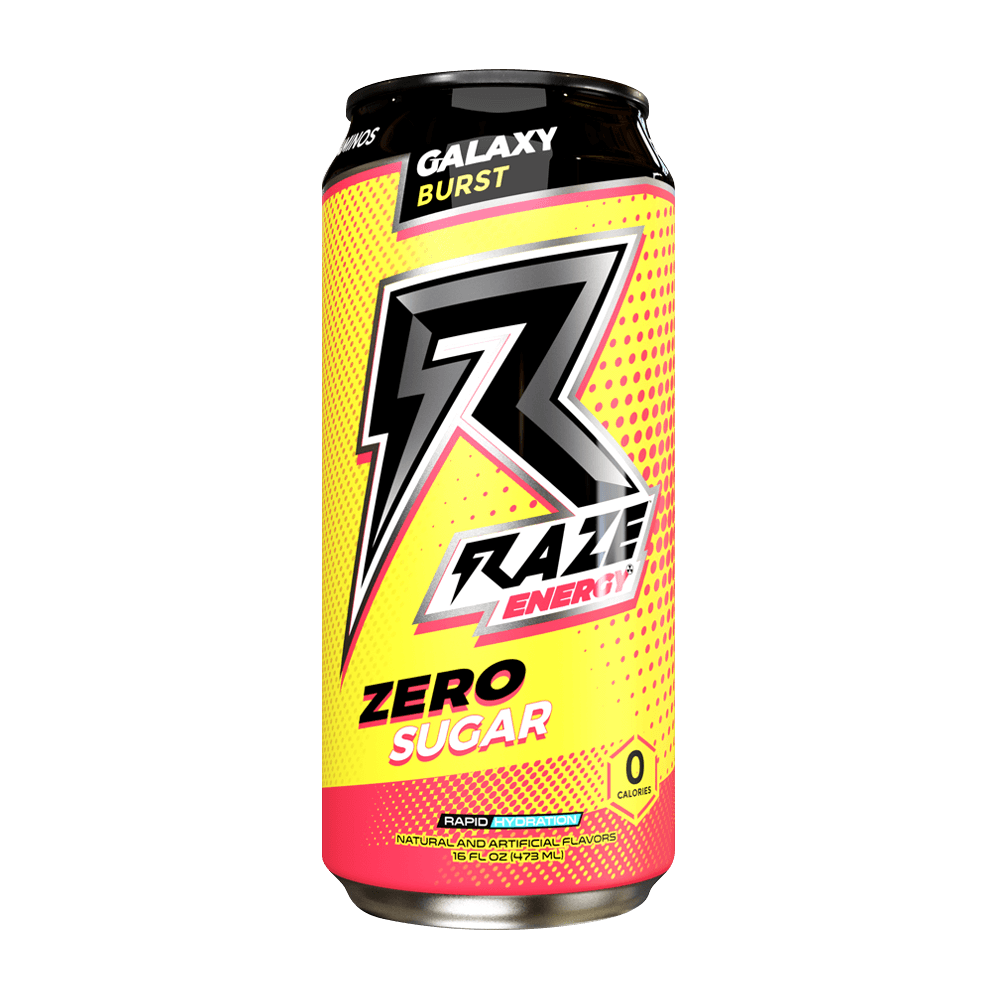 Raze Energy Drink RTD (473ml)