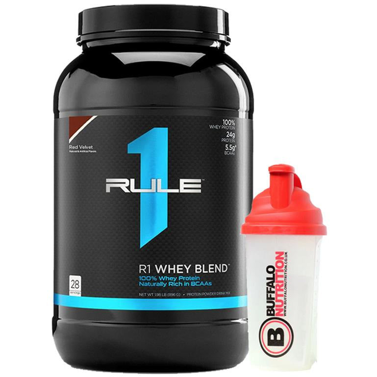 R1 Whey Protein Blend 900g + Shaker