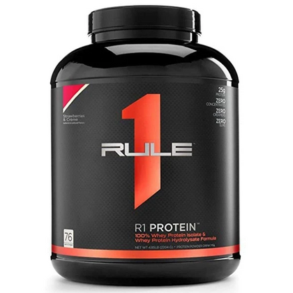 Rule1 Whey Protein Isolate 2.3kg