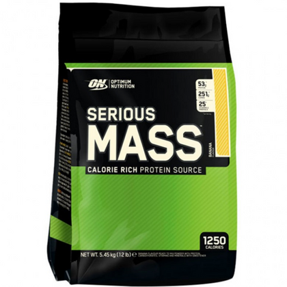 Optimum Nutrition Serious Mass 5.45kg