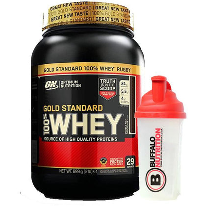 Optimum Nutrition Gold Standard Whey 908g + Shaker
