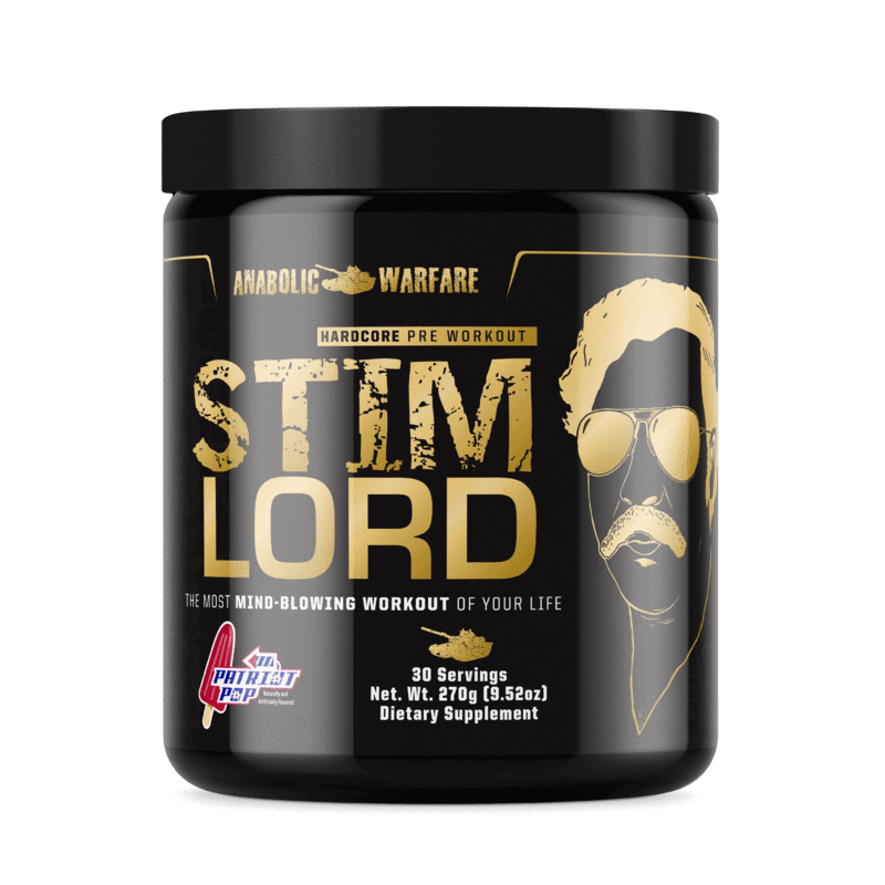 Anabolic Warfare Stim Lord