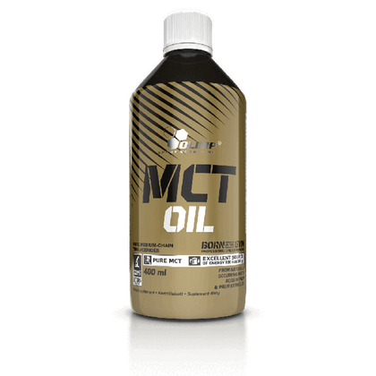 MCT Oil Medium-Chain Triglycerides