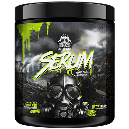 Outbreak Nutrition Serum Non Stim Pre Workout PUMP