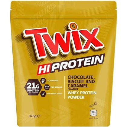 TWIX PROTEIN POWDER - 875G-ORIGINAL