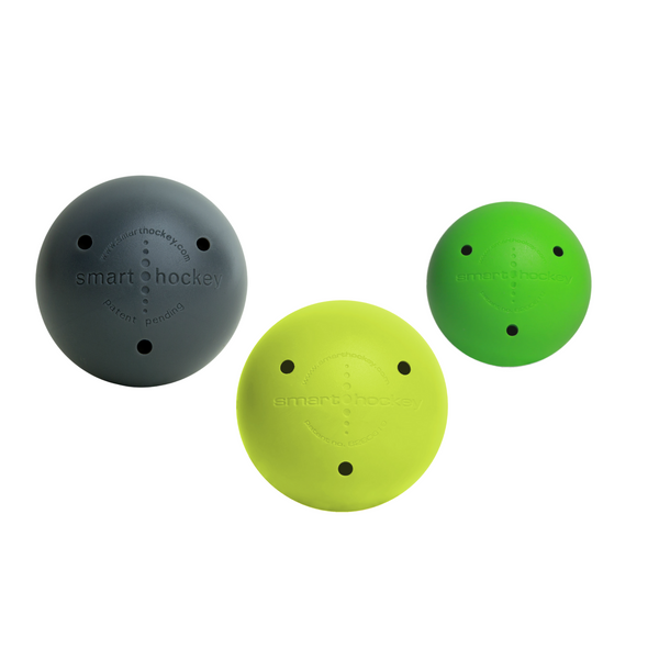 10oz, 6oz & 3oz Stickhandling & Shooting Ball Multi Pack