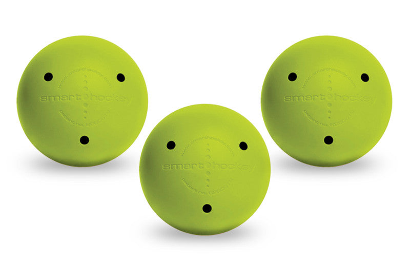 6oz Stickhandling & Shooting Ball - 3 Pack