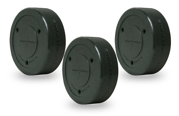 6oz Stickhandling & Shooting Puck - 3 Pack