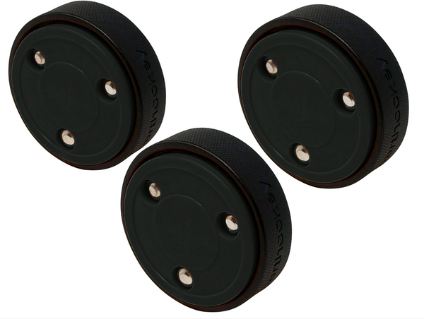 3oz Stickhandling Puck - 3 Pack