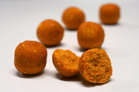 1 Kg - EPIC ORANGE - READY MADE - 10/14/20/24/30 MM / Dumbells - CarpDeal