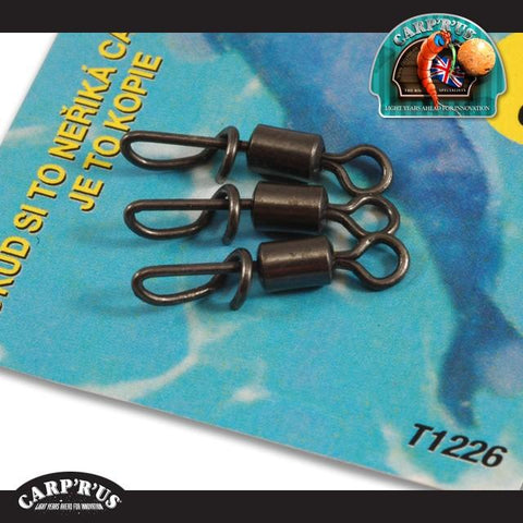 Carp'R'Us - Gizmo Quick Change Swivel - size 8 (8 Stück) - CarpDeal