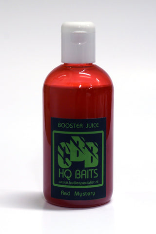 RED MYSTERY - LIQUID BOOSTER - 250 ML - CarpDeal