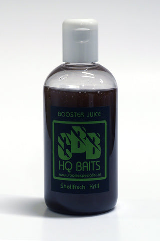 SHELLFISH KRILL - LIQUID BOOSTER - 250 ML - CarpDeal