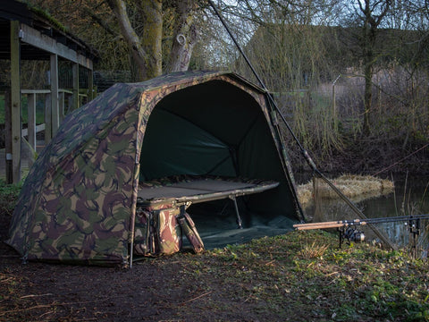 Saber Capsule Brolly System DPM - CarpDeal