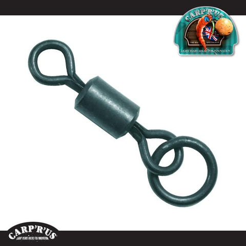 Carp'R'Us - Ring Swivel - size 8 (8 Stück) - CarpDeal