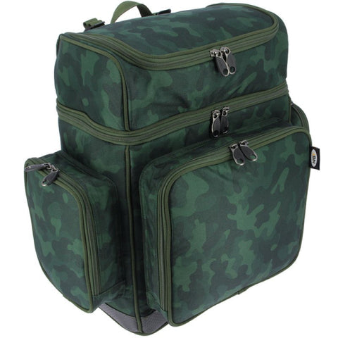 NGT Camo XPR Multi-Compartment Rucksack