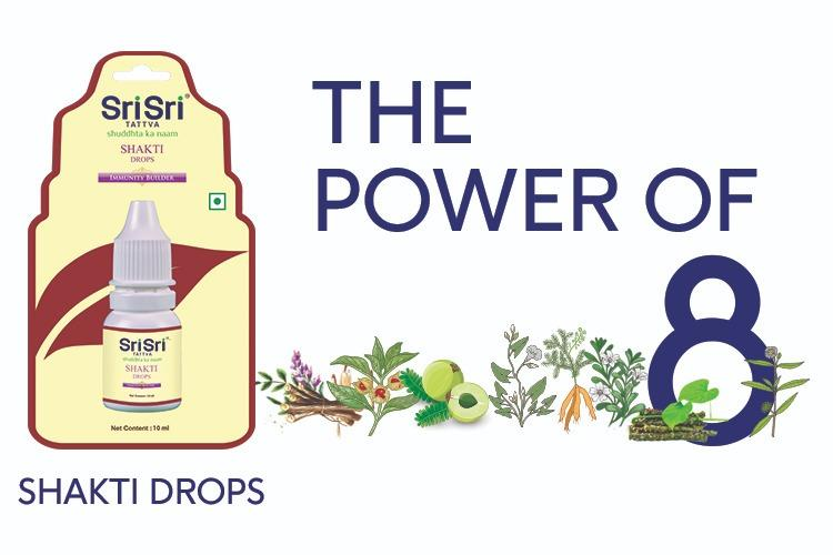 The Power of 8 - Shakti Drops
