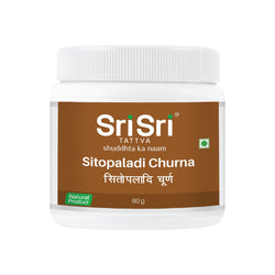 Sitophaladi Churna - Cold & Cough Remedy, 80g