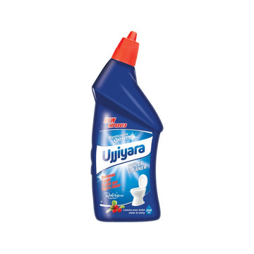 Ujjiyara Toilet Cleaner Winter Green - Removes Stains & Bad Odour, 500ml