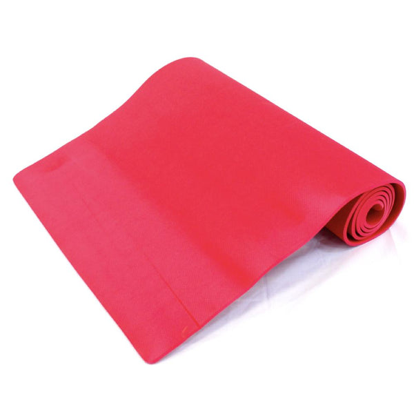 Yoga Mat - Maroon (6mm)