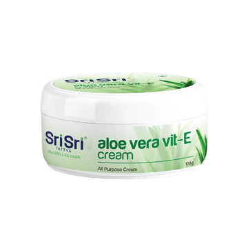 Aloe Vera Vit - E Cream - All Purpose Cream, 100g