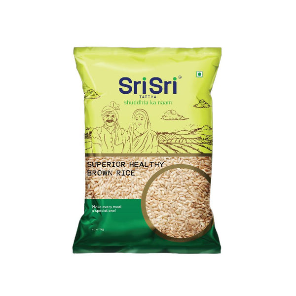 Brown Rice - Superior Healthy Brown Rice, 1Kg