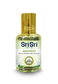 Aroma - Jasmine - Roll on Perfume, 10ml