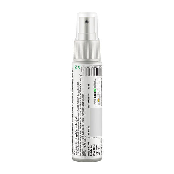 Mouth Freshner - For Long Lasting Freshness, 15ml