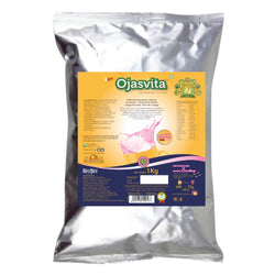 Strawberry Ojasvita - Sharp Mind & Fit Body, 1kg (Refill Pack)