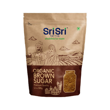 Organic Brown Sugar, 500g