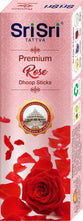 Rose Dhoop Sticks, 50g