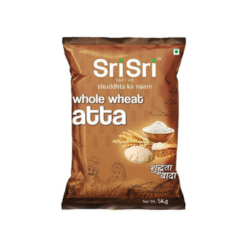 Whole Wheat Atta, 5kg