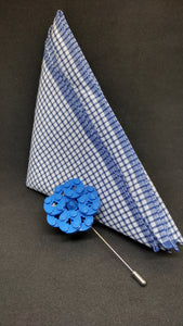 BREGO & Pocket Square Combination