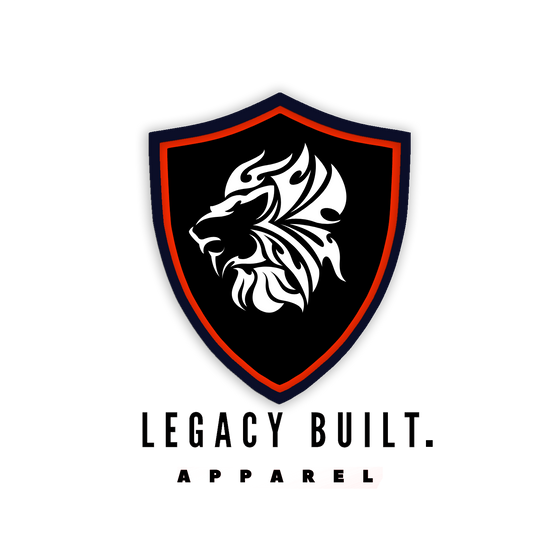 LEGACY BUILT. APPAREL