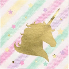 unicorn serviette
