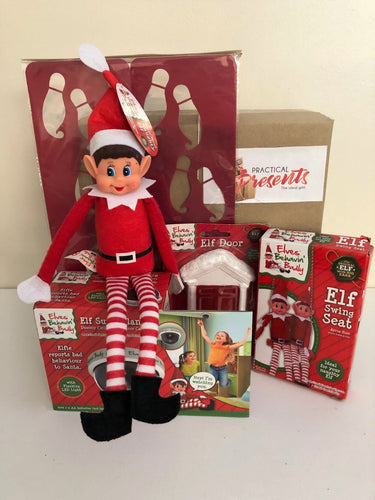 Naughty Elf Set for Christmas