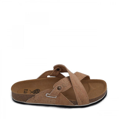 Cork Flat Sandal (Women)