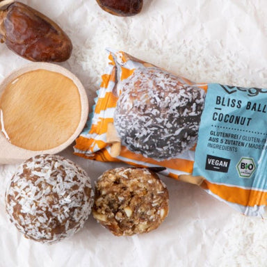 veganz bliss ball energy ball coconut