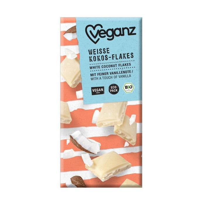 veganz white chocolate