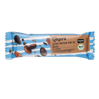 Veganz Clean protein bar cocoa
