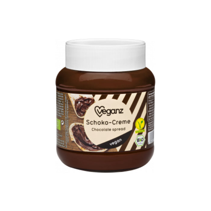 vegan chocolate cream spread