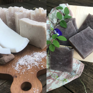 All-natural Vegan handmade soaps