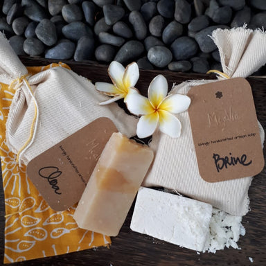 All-natural Vegan handmade body soaps