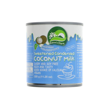 Nature's Charm Vegan condensed coconut milk