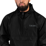 Tavana Embroidered Champion Packable Jacket