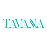 Tavana Bubble-free stickers